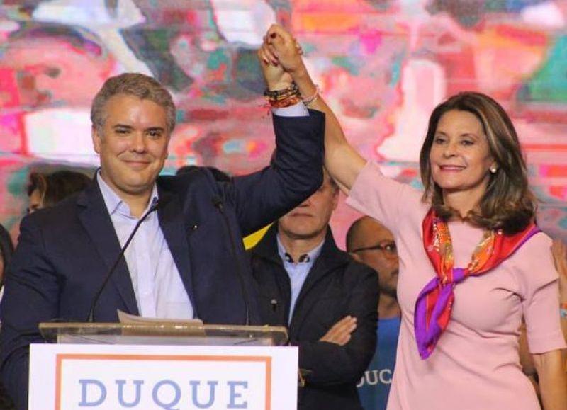 Resultado de imagen para Presidente Ivàn Duque Màrquez
