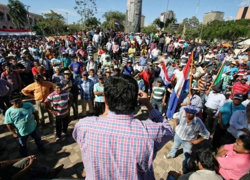 Paraguay Al Borde La Hambruna Declaran En Emergencia La Agricultura Familiar Campesina